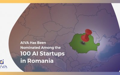 AiVA Nominated Among the 100 A.I. Startups in Romania