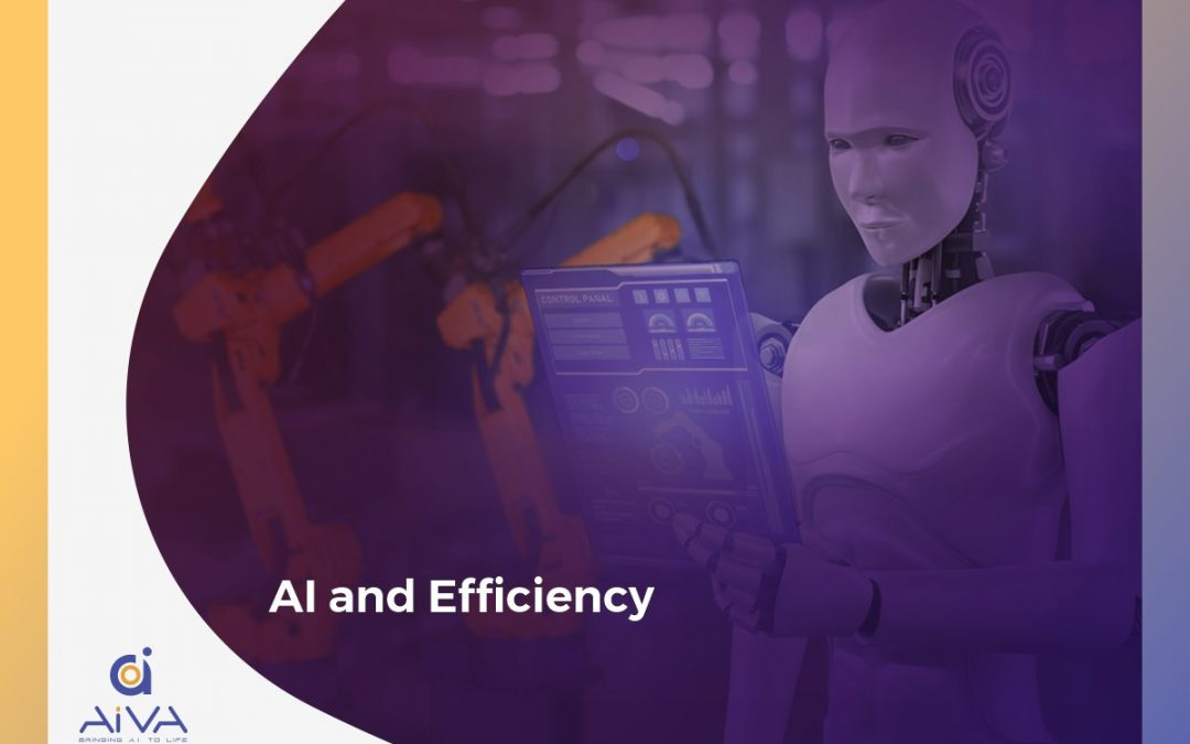 A.I. and Efficiency